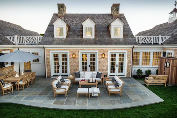 El jardín de la casa de tus sueños