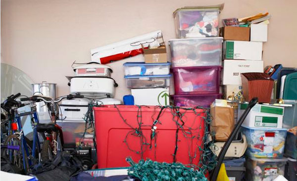 how to pack a house in one week