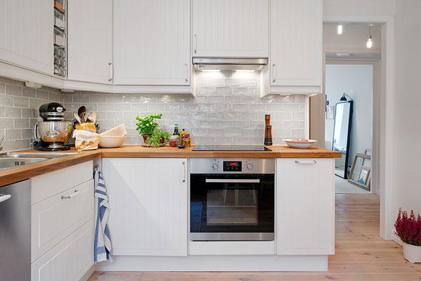 Cocina decorar hogar for Renovar cocina pequena