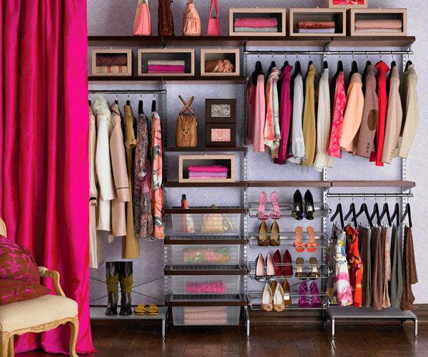 Divisores para ordenar el armario