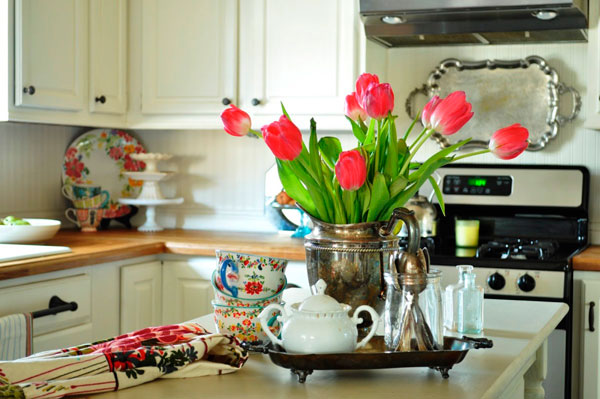 Ideas baratas para renovar la cocina decorar hogar for Cocina con alegria