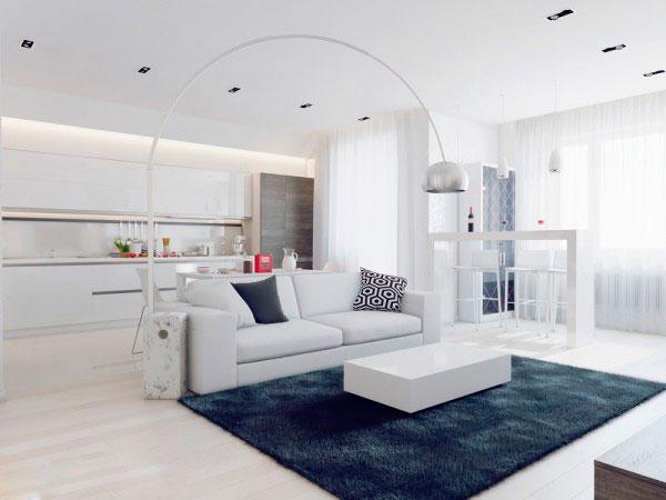 Muebles de estilo escandinavo: ideas de decoración