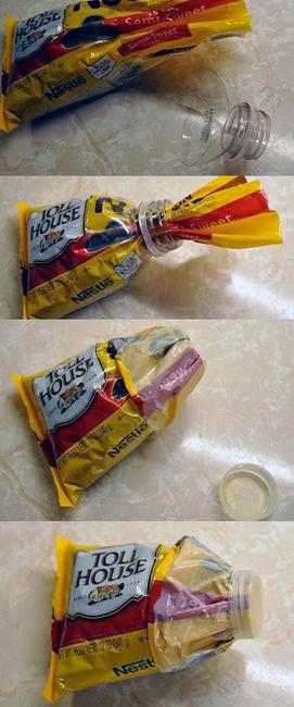 Lifehacks envase galletas