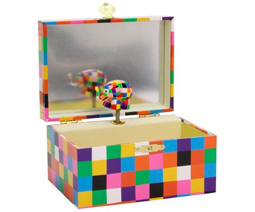 Caja de música para bebes Barrio Sesamo