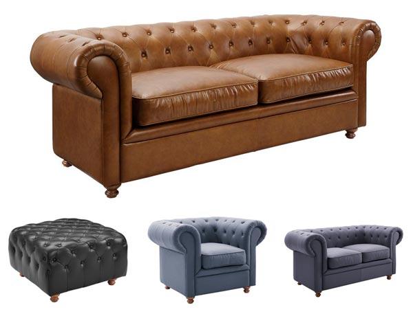 Donde compras el sofa Chester