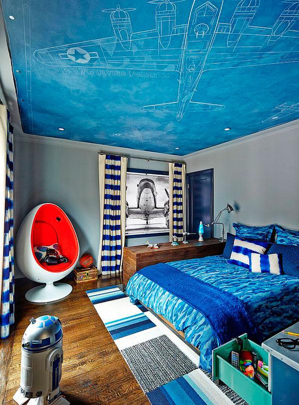 Dormitorios de pel cula para ni os increibles - Habitacion para 2 ninos ...