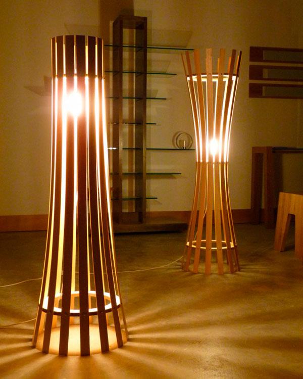 Ideas para decorar con bamb muchas fotos - Cana bambu decoracion interior ...