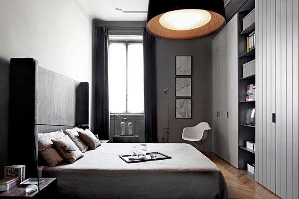 Dormitorio industrial en Milán