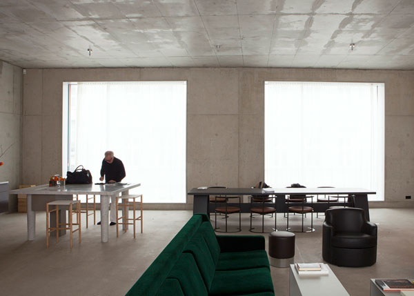 Apartamento David Chipperfield