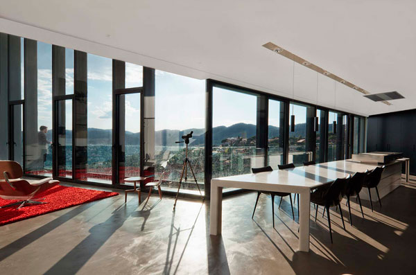 Loft X House industrial en Barcelona