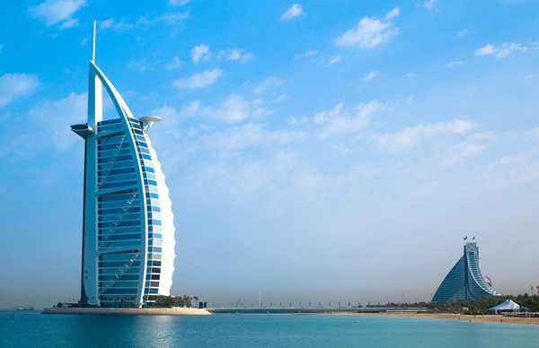 Hotel Burj Al Arab singular