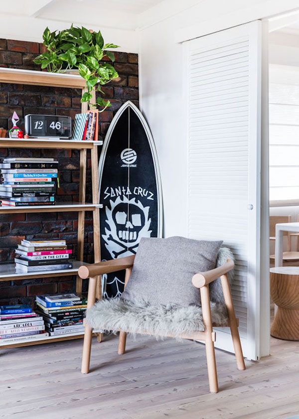 Decorar con tablas de surf ideas y fotos for Decoracion de surf