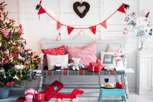 C mo decorar un negocio en navidad para vender m s - Como adornar en navidad ...