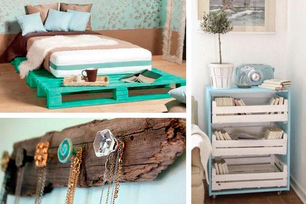 5 tendencias de decoraci n en 2016 imprescindibles for Muebles con cosas recicladas