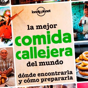 """Libro de recetas """"La mejor comida callejera del mundo"""""""