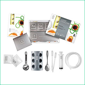 Kit de cocina molecular para regalar a quien se va a mudar