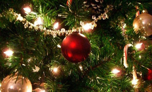 Luces LED para decorar el árbol de Navidad