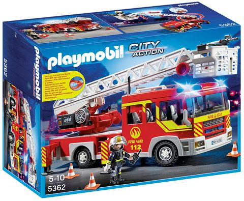 Playmobil 5362 City Camión de Bomberos