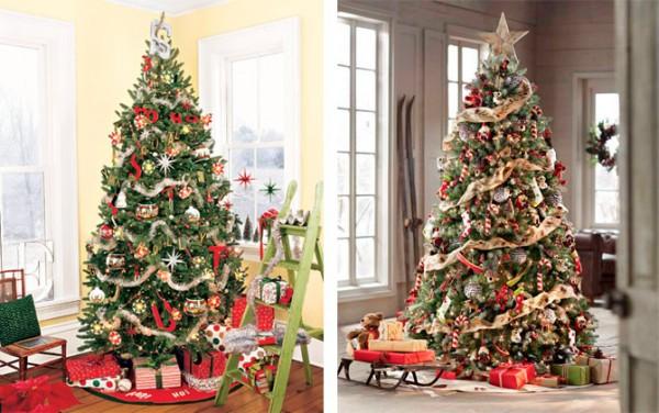 Adornos caseros para el rbol de navidad la navidad es una - Adornos navidenos caseros ...