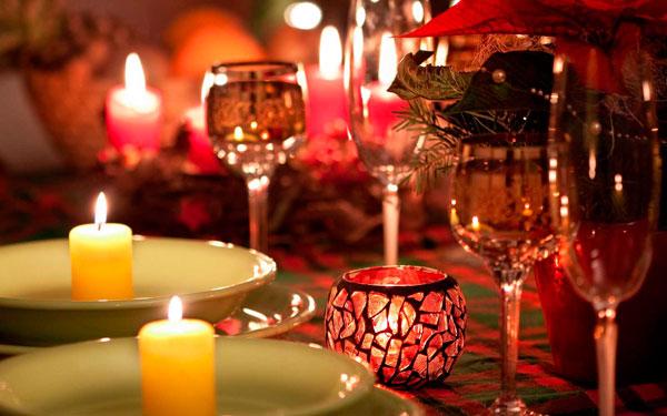 Que velas se encienden en nochevieja y fin de año