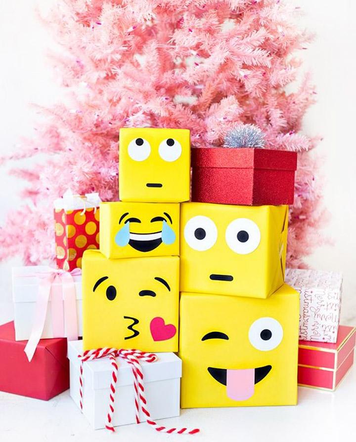 Cómo envolver regalos de navidad para niños