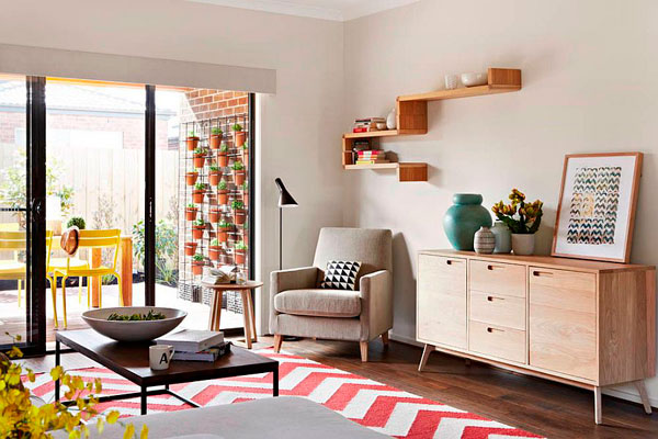 decoraci n de salones tendencias 2016 decorar hogar