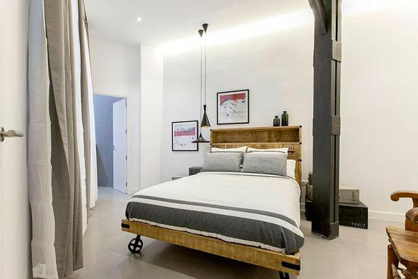 Camas con ruedas ltimas tendencias decorar hogar - Ruedas para camas ...