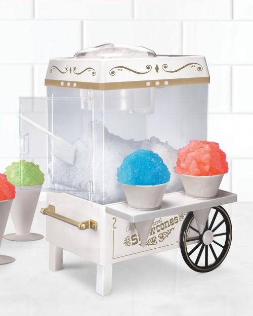 Máuina carrito de los helados nostalgia electrics