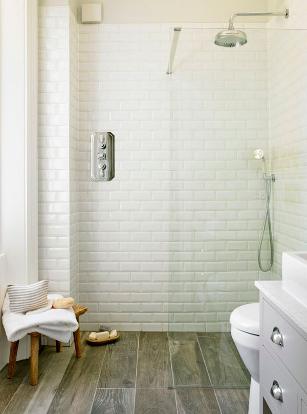 Ideas de suelos porcel nicos que parecen madera for Suelo porcelanico imitacion madera