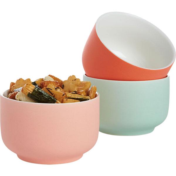 tarros de cereales estilo minimalista