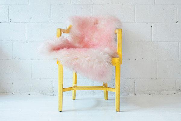 Textura suave y mullida para decorar como los profesionales