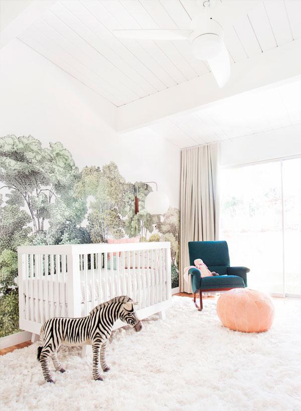 Texturas mullidas en alfombras para decorar el hogar