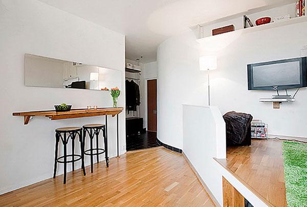 Barras de desayuno con mucho estilo decorar hogar - Barra de bar salon ...