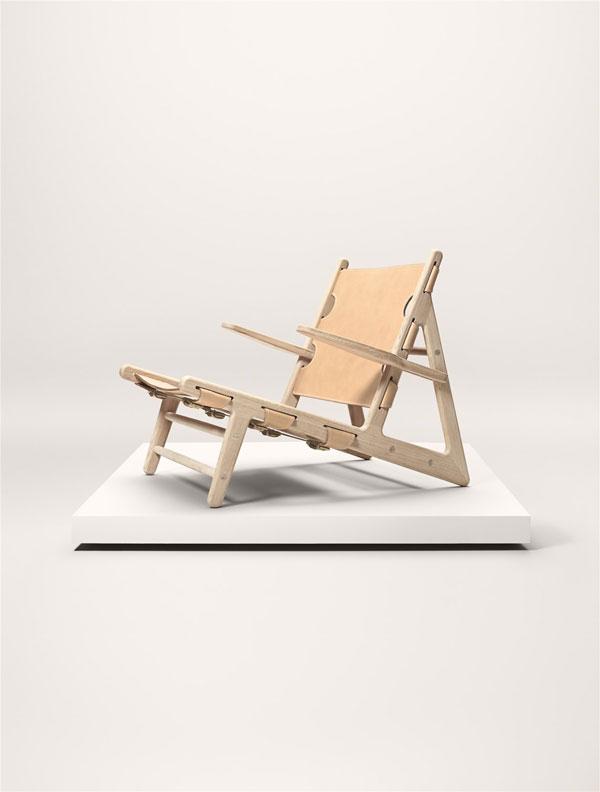 Silla The Hunting Chair diseño industrial icónico 1950