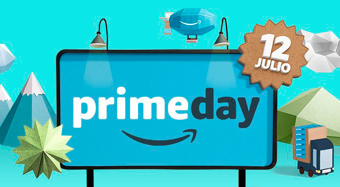 Amazon Prime Day España
