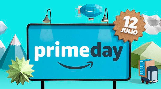 Amazon prime day españa