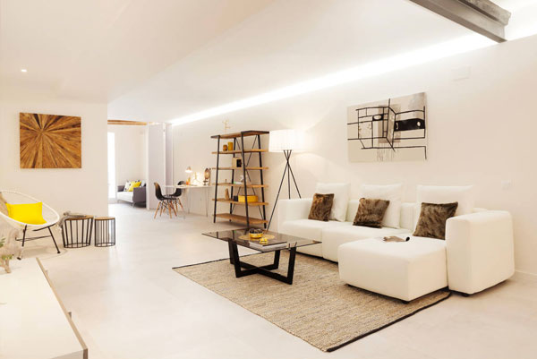 Ideas de decoraci n de salones modernos en 2016 decorar - Decoracion en salones ...