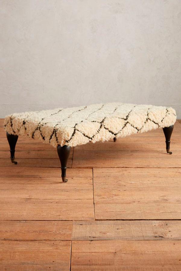 Tendencias en textiles y tapizados de muebles