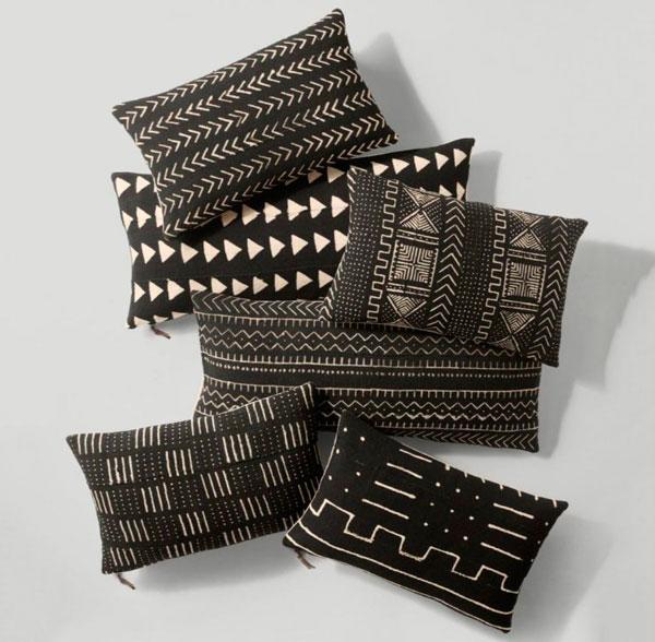 Últimas tendencias en textiles con patrones