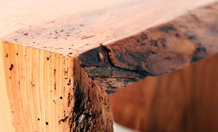 Cómo eliminar la carcoma y polilla de la madera en los muebles