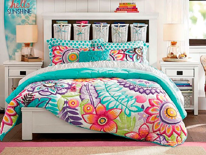 C mo decorar una habitaci n juvenil en 2018 ideas con fotos - Imagenes dormitorios juveniles ...