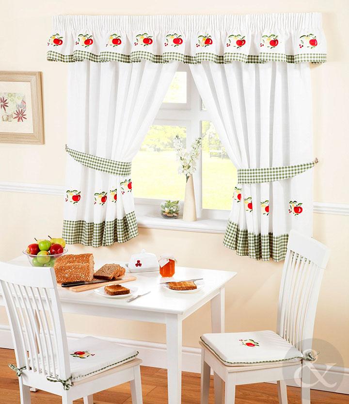 Comprar cortinas para la cocina online baratas
