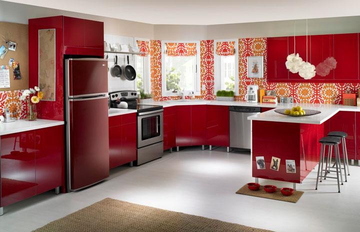 cortinas para la cocina originales