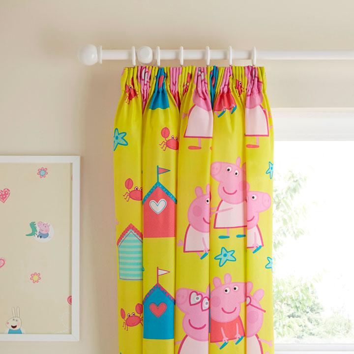 Cortinas Infantiles Para Su Dormitorio En 2019 Ideas Y Fotos