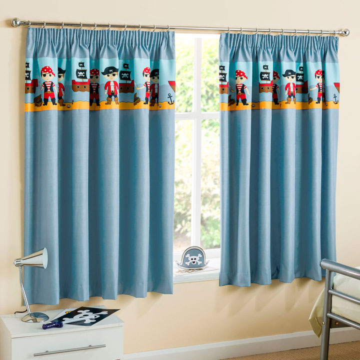 cortinas infantiles para su dormitorio en 2017 ideas y fotos On cortinas ninos