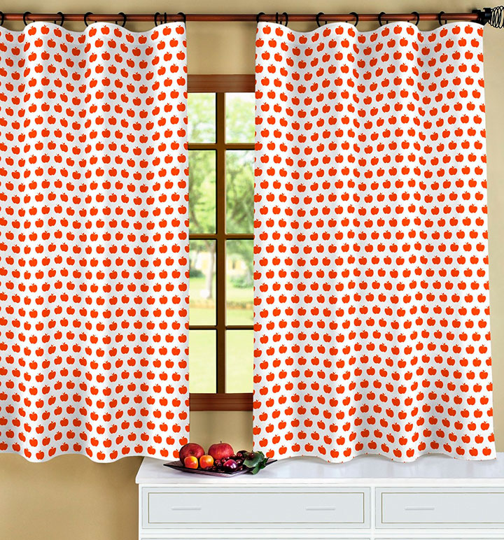 Cortinas de cocina ideas y fotos para este 2018 decorar for Ver cortinas para cocina