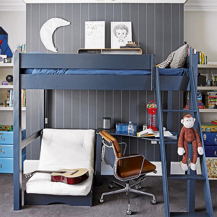 Decoración de habitación para niño