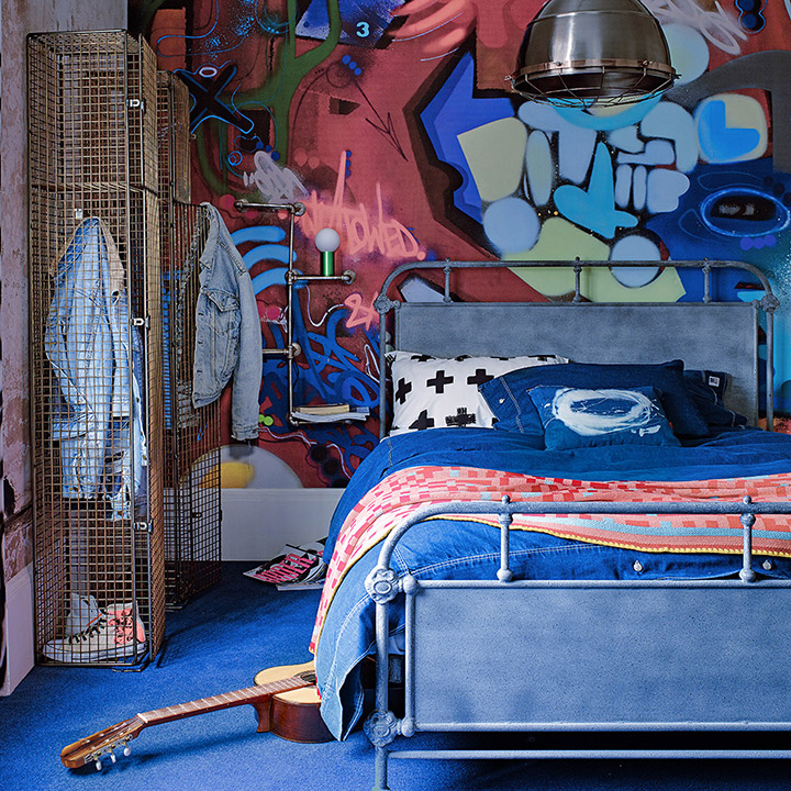 Cómo decorar un dormitorio juvenil para adolescentes