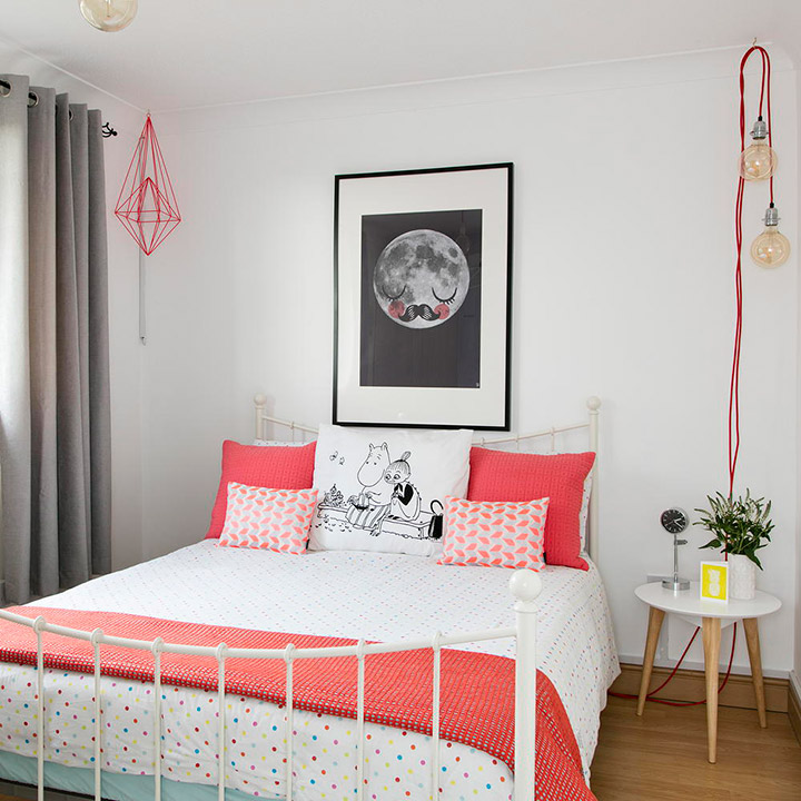 Decorar dormitorios juveniles de chica