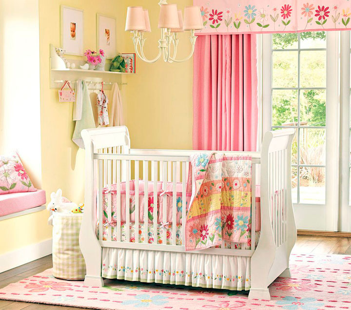 Cortinas para dormitorio ideas de decoraci n 2018 for Cortinas cuarto bebe